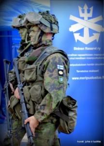 Suomalaista sotilasta tarvitaan
